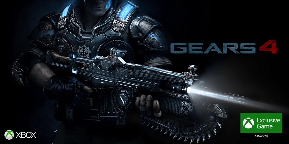 Gears Of War 4 - more impressive than Minecraft?