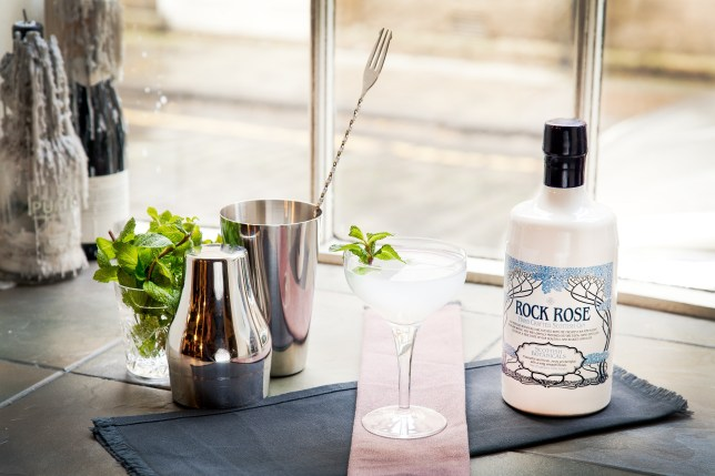 (Picture: Rock Rose Gin)
