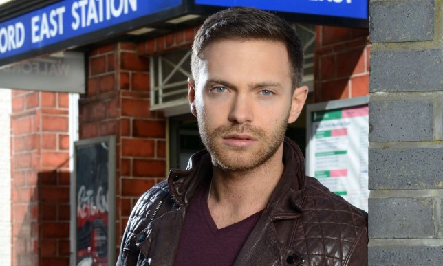 WARNING: Embargoed for publication until 12/04/2014 - Programme Name: EastEnders - TX: n/a - Episode: 4838 (No. 4838) - Picture Shows: MATT DI ANGELO as Dean Wicks. Dean Wicks (MATT DI ANGELO) - (C) BBC - Photographer: Kieron McCarron