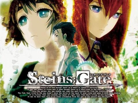 Steins;Gate review – interactive novel