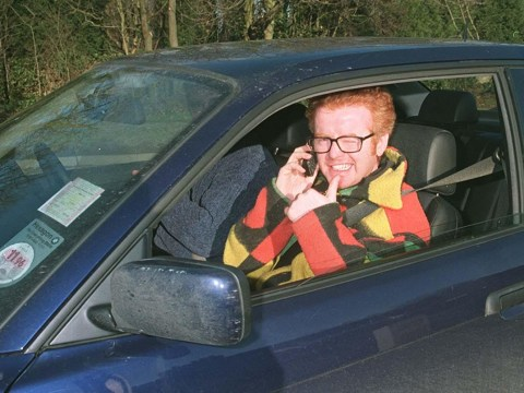Chris Evans compares taking over Top Gear from Jeremy Clarkson to Doctor Who