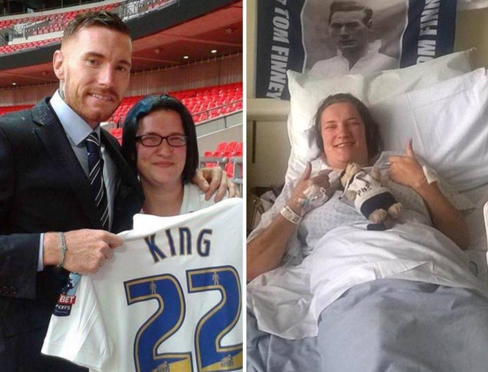 Woman pretended she had terminal cancer to get signed shirts and visits from Preston North End