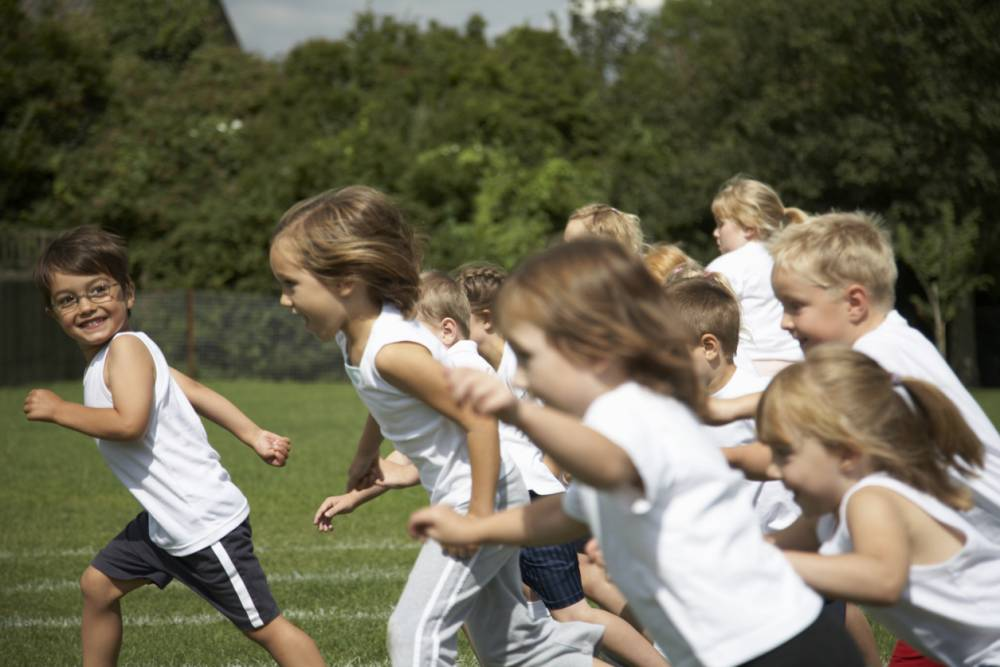 23 things you only know if you're a parent at school sports day