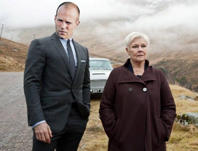 Jason Statham as James Bond