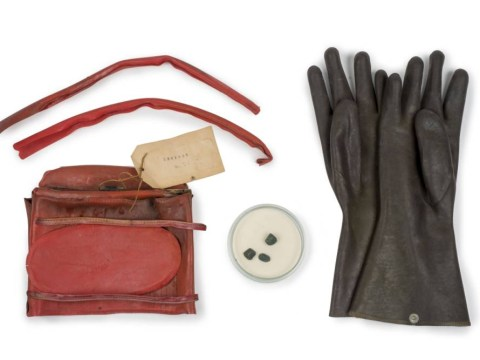 Artefacts from London's most notorious crimes to go on display for first time