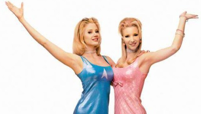 BFFs Romy And Michele (Picture:Buena Vista Pictures)