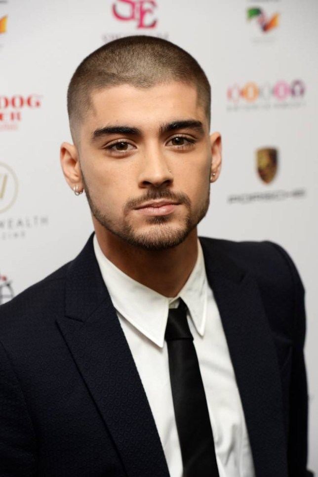 LONDON, ENGLAND - APRIL 17:  SUN NEWSPAPER OUT. MANDATORY CREDIT PHOTO BY DAVE J. HOGAN GETTY IMAGES REQUIRED Zayn Malik attends The Asian Awards 2015 at The Grosvenor House Hotel on April 17, 2015 in London, England.  (Photo by Dave J Hogan/Getty Images)