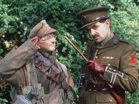 Blackadder comeback on the way as Sir Tony Robinson reveals new series is 'on the cards'
