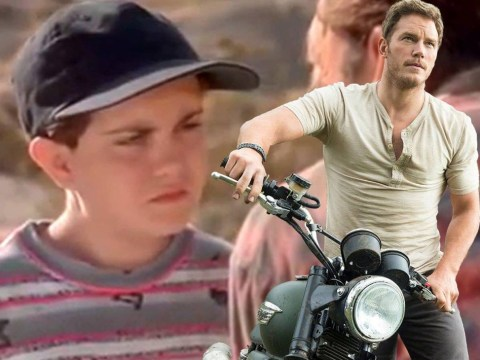 This fan theory about Chris Pratt's character in Jurassic World will mess with your mind