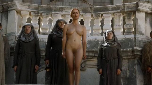 cersei topless