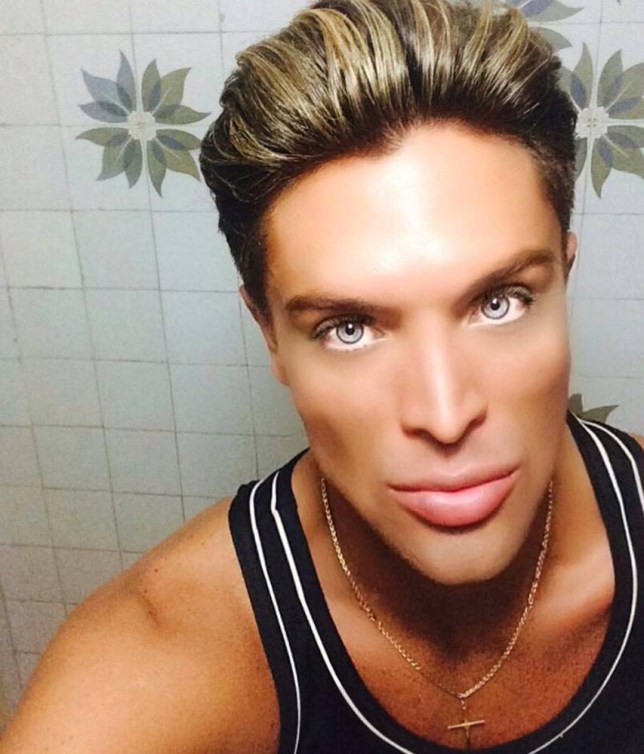 There's A New Human Ken Doll In Town