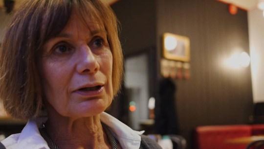 Death Cafe London host Josefine Speyer