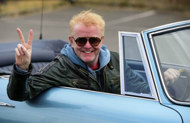 Mandatory Credit: Photo by Ben Cawthra/REX Shutterstock (4849383m) Chris Evans driving a classic Aston Martin covetable DB5 car Chris Evans out and about, London, Britain - 17 Jun 2015 Chris Evans driving a classic Aston Martin covetable DB5 car in West London, a day after it was announced that he will be the new presenter of Top Gear