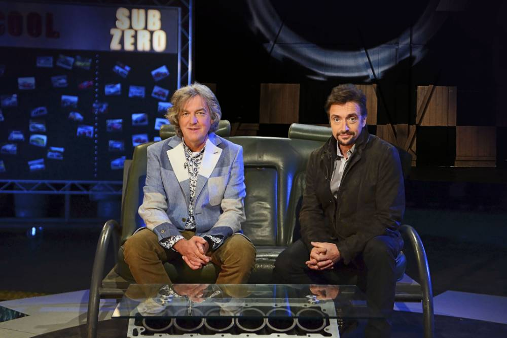 James May to host new car show on BBC2