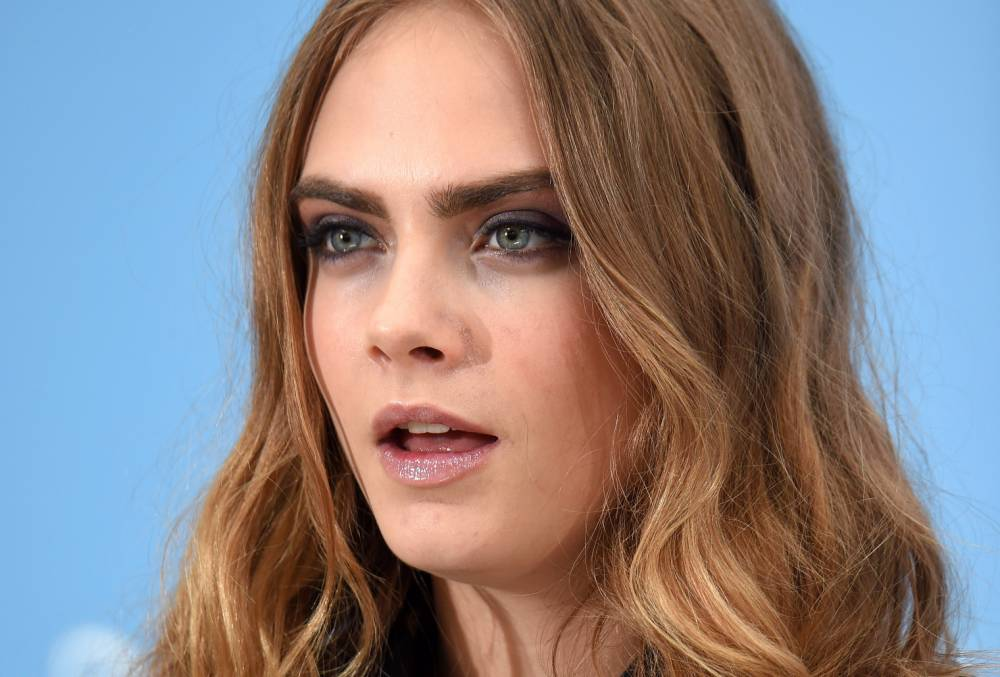 2015 is the year of Cara Delevingne on the big screen