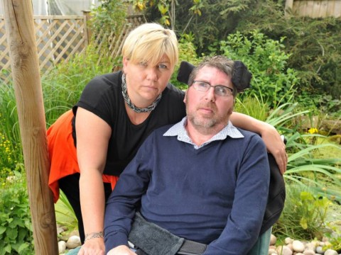 Multiple sclerosis sufferer who can't walk or talk was told to attend job centre interview