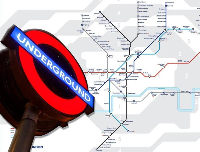 Night timetable for London Underground# Source: TFL/PA