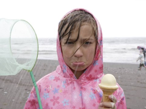 The 8 ways British weather ruins life for parents
