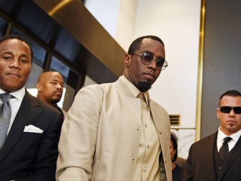 P Diddy has finally spoken about allegations he was involved in Tupac's murder