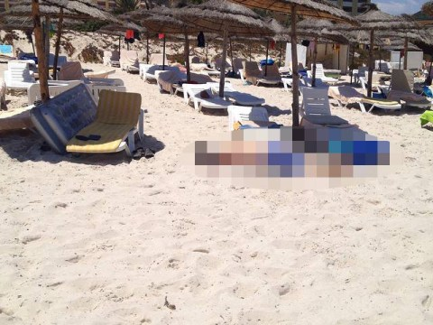 Up to 2,500 Brits set to return home from Tunisia after beach massacre
