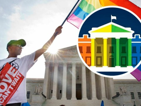 US Supreme Court (finally) rules gay marriage is legal nationwide