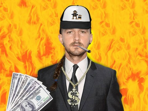 The 5 best rhymes from Shia LaBeouf's freestyle rap