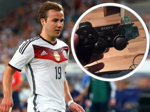 Mario Gotze reimburses fan who smashed controller while playing as him on Fifa 15