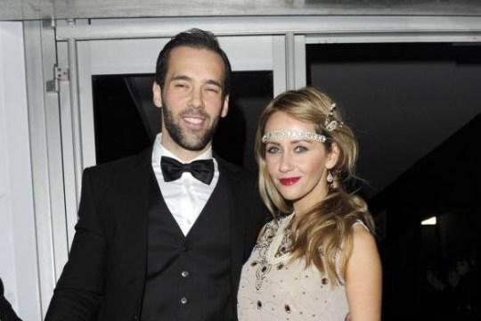Samia Ghadie and Sylvain Longchambon