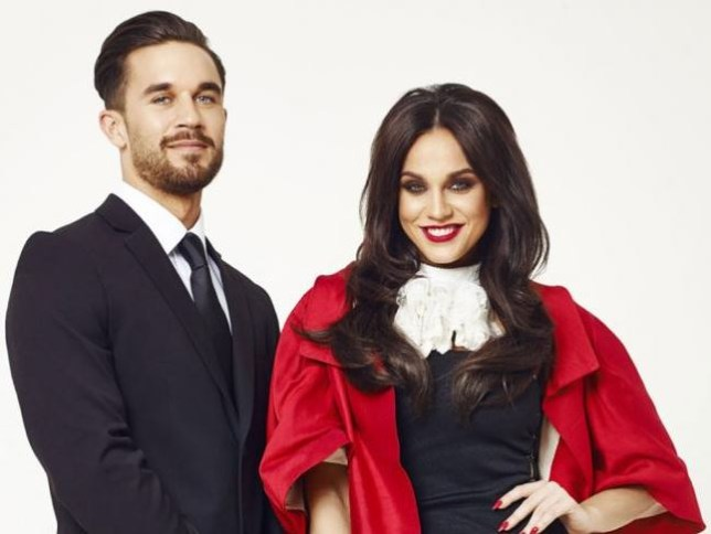 Alex Cannon and Vicky Pattison (Picture: MTV)