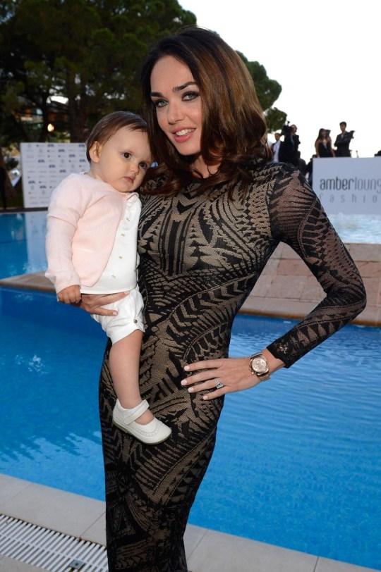 Tamara Ecclestone Amber Lounge Fashion Monaco 2015 Luca Teuchmann/WireImage