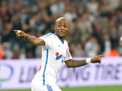 Tottenham could complete Andre Ayew transfer 'within days'