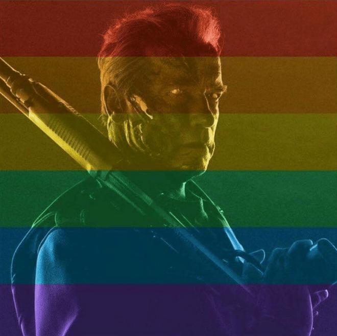 arnie new photo