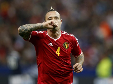 Liverpool 'plot to hijack Manchester United transfer move for Radja Nainggolan'