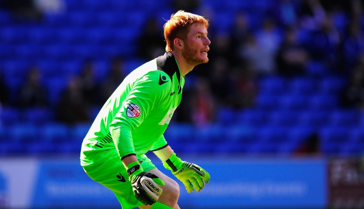 Liverpool prepare transfer offer for Bolton's out-of-contract Adam Bogdan