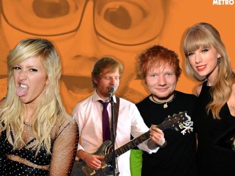 15 times Ed Sheeran was cooler than Ed Sheeran