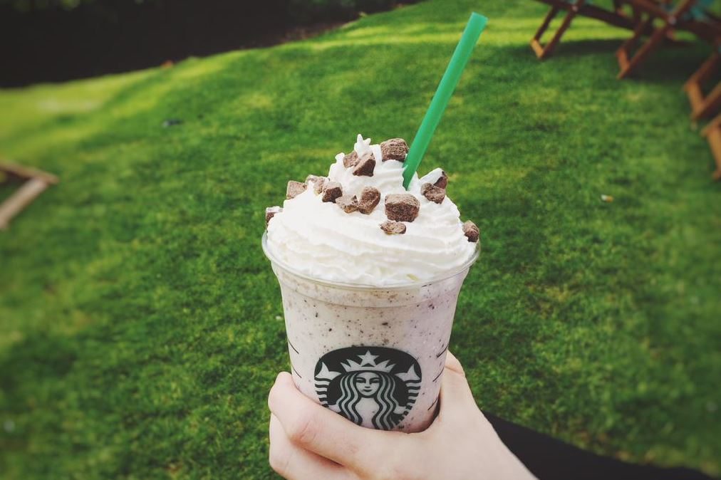 Omg Starbucks Uk Has Launched Four New Frappuccino Flavours