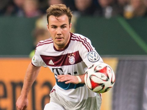 Manchester United 'handed transfer boost in race for Bayern Munich ace Mario Gotze'