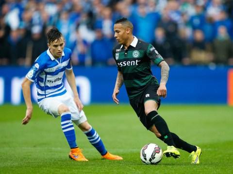 Aston Villa 'table £3.5m transfer bid for Groningen's Tjaronn Chery'