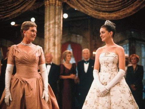 There's going to be a third Princess Diaries movie – but will Anne Hathaway be back?