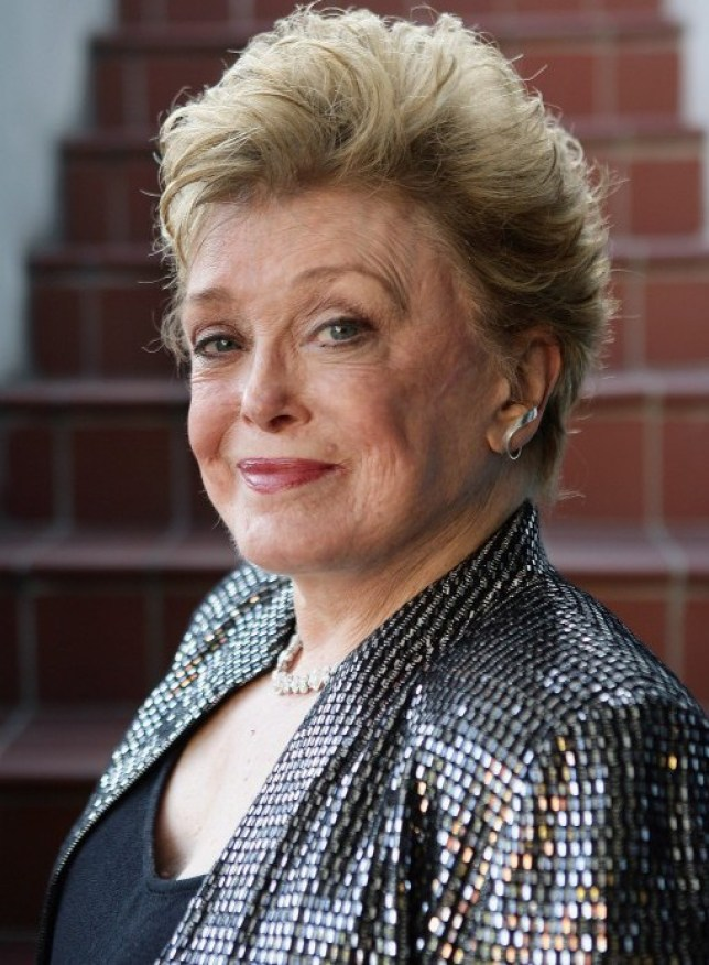 "Actress Rue McClanahan poses at a book signing for her new book ""My First Five Husbands"" near Book Soup May 2, 2007 in West Hollywood, California. (Photo by Mark Mainz/Getty Images) *** Local Caption *** Rue McClanahan .Rue McClanahan died 3/6/2010 WEST HOLLYWOOD, CA - MAY 2"