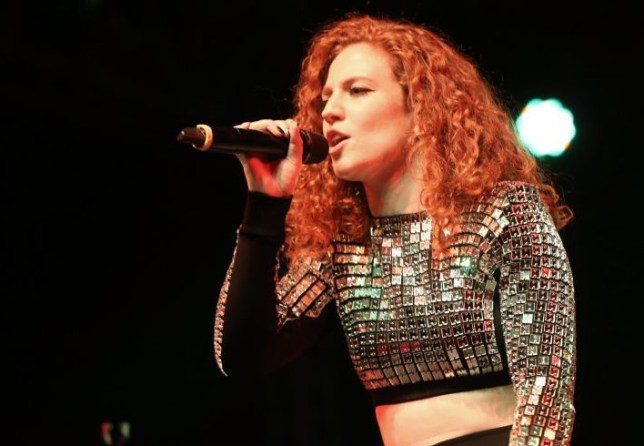 Jess Glynne is up for three BRIT Awards (Photo by Karl Walter/Getty Images for Coachella)