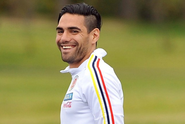 Falcao looks set to sign for Chelsea (Picture: Getty)