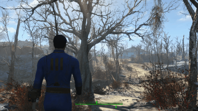 Fallout 4 - out before Christmas