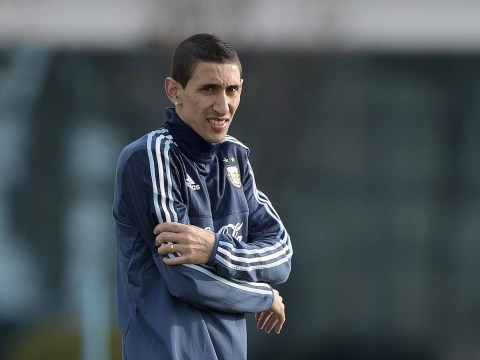 Angel Di Maria says he will be a Manchester United player next season, dismissing PSG transfer