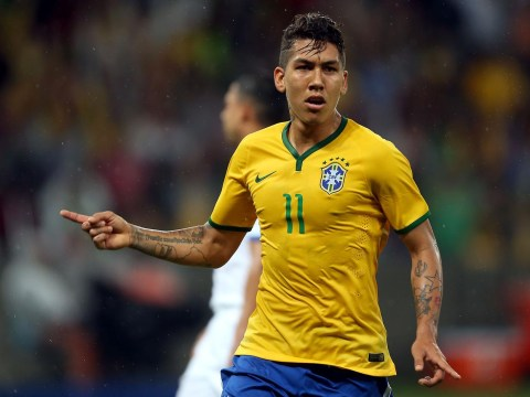 Liverpool 'to rival Manchester United for Roberto Firmino transfer'