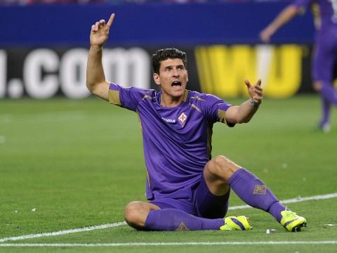 Liverpool 'register interest in completing transfer of Fiorentina striker Mario Gomez'
