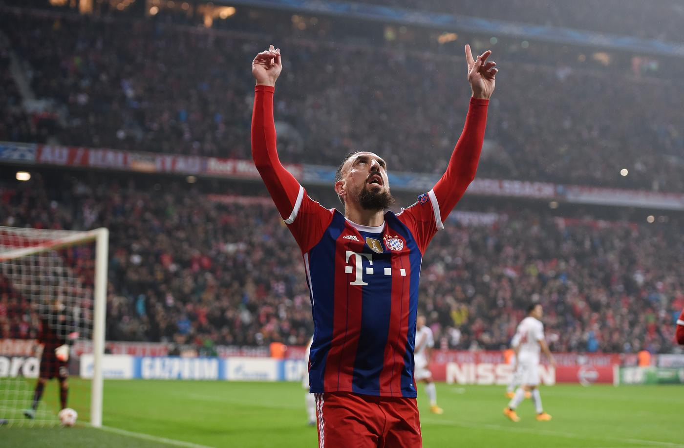 Franck Ribery 'could be forced into early retirement with ankle injury problem'