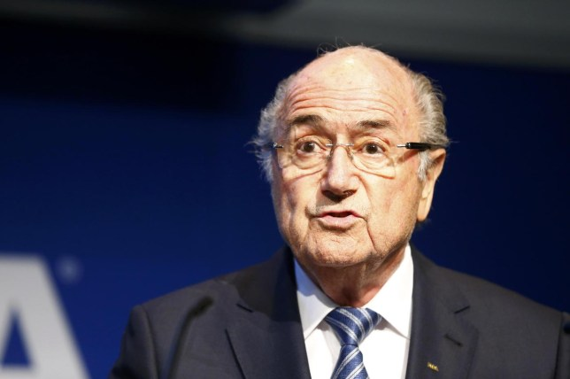Blatter has retracted claims that he resigned earlier this month (Picture:Reuters)