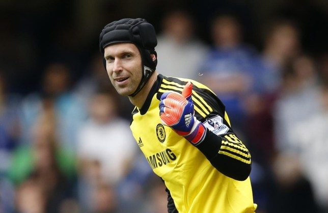 96ec5b43dff Chelsea's Petr Cech should leave the Premier League rather than sign for  Arsenal