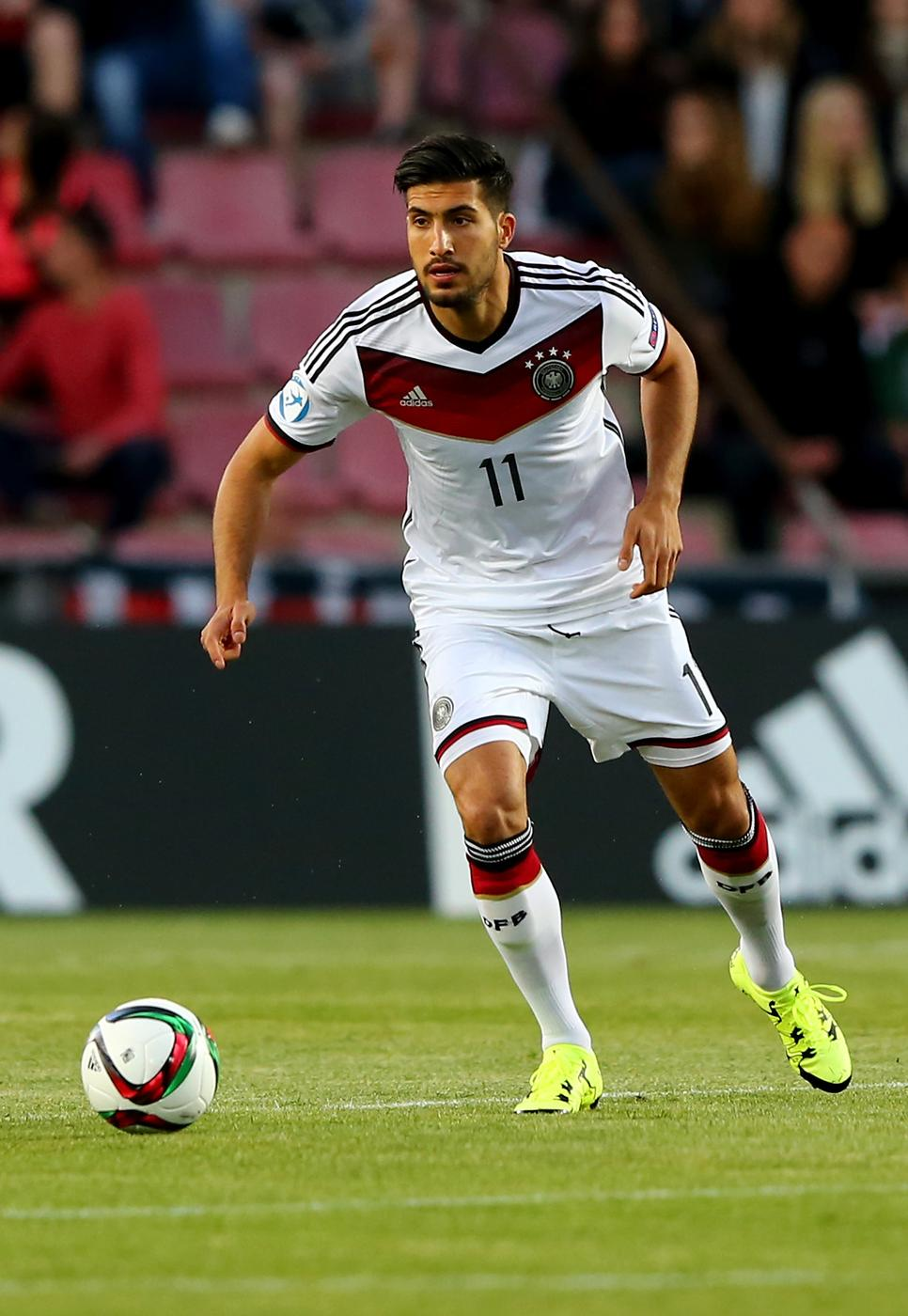 Emre Can must star in Liverpool's midfield next season